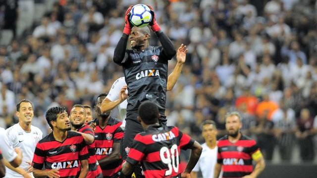 d52102614f Corinthians x Vitória - Copa do Brasil 2018 - globoesporte.com