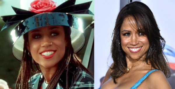 Stacey Dash pouco mudou entre 1995 e hoje (Foto: Getty Images)