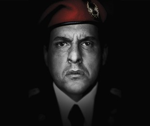 Andrés Parra como Hugo Chávez | Sony