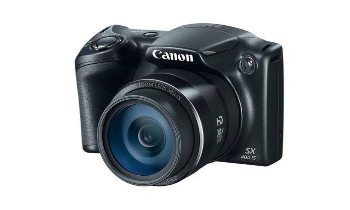 Canon PowerShot SX400 IS oferece preço econômico (Foto: Divulgação/Canon)