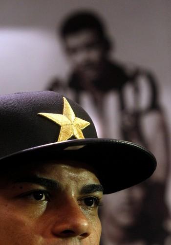 Carleto Botafogo (Foto: Vitor Silva/SSPress/Botafogo)