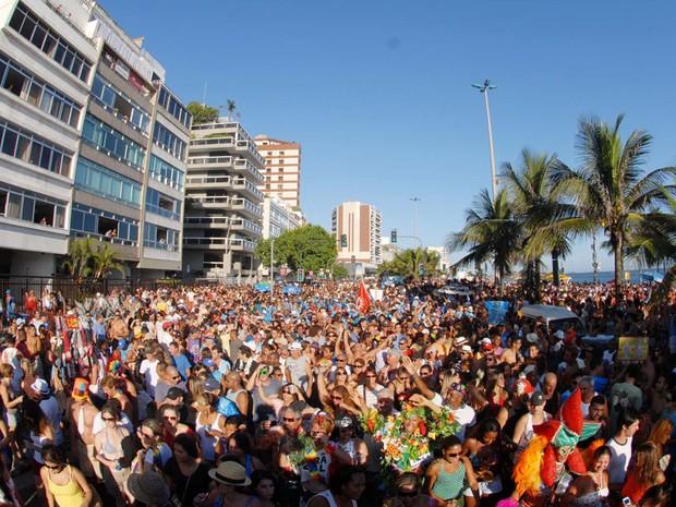 banda de ipanema24 (Foto: Alexandre Durão/ G1)