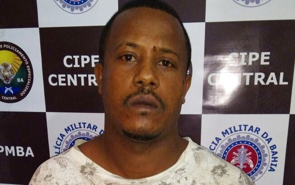 Suspeito de ser um dos mentores foi preso seis meses após fuga (Foto: Divulgação/ Polícia Civil)