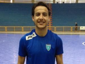 defensor Carlos Rafael Guatemala futsal (Foto: Felipe Santos)