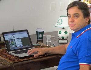 arnaldo Tirone palmeiras (Foto: Carlos Augusto Ferrari / Globoesporte.com)