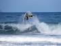 """Irmão de Wiggolly é campeão mundial jr. na """"Olimpíada do surfe"""" em Portugal"""