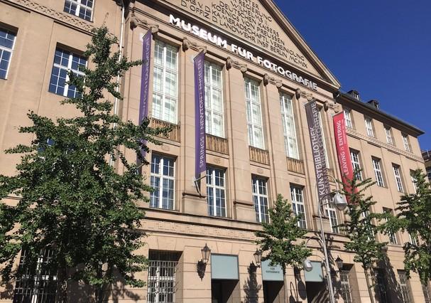 Helmut Newton Foundation (Foto: Paula Rita Saady/Paris Me Chama)