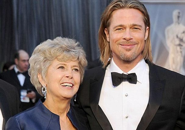 Mãe de Brad Pitt escreve carta homofóbica