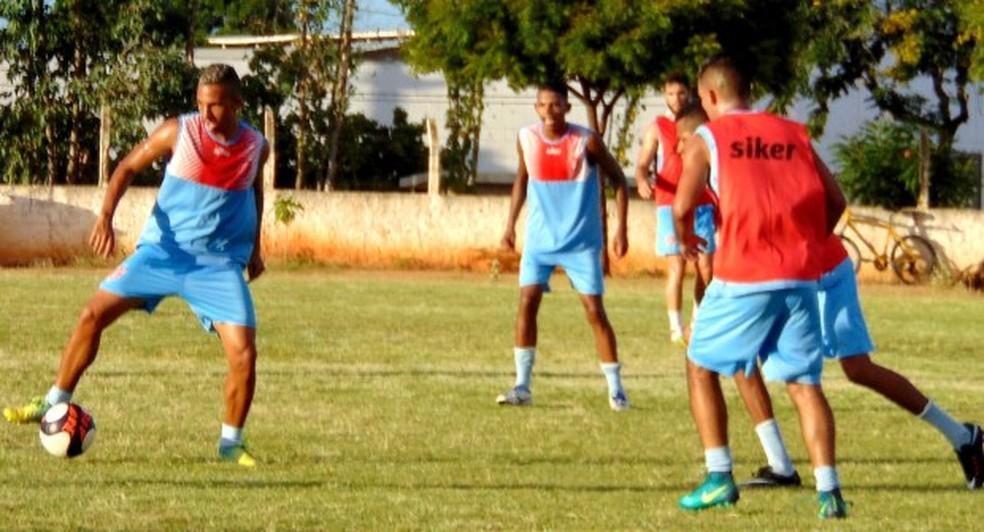 Potiguar de Mossoró vai fazer o primeiro jogo-treino antes da estreia na Série D (Foto: Marcelo Diaz/Divulgação)