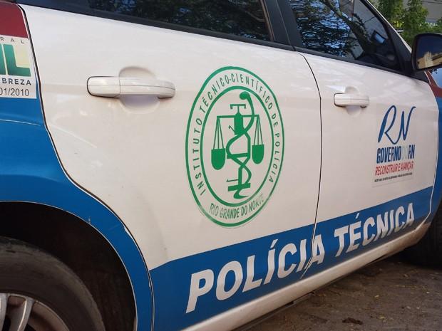 Resultado de imagem para Polícia técnica do RN
