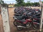 Motocicletas apreendidas são furtadas do pátio da Prefeitura de Palmas