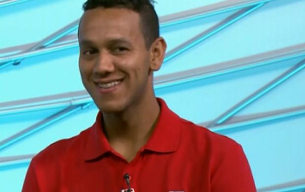Souza participou do Arena SporTV nesta terça-feira (Foto: Reprodução do SporTV)