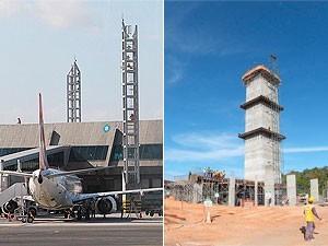 aeroporto salvador (Foto:  Manu Dias/ GOVBA)