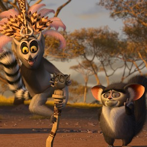 Cena do filme Madagascar 2 (Madagascar: Escape 2 África, EUA, 2008). Direção Eric Darnell e Tom McGrath. (Foto: Divulgação)