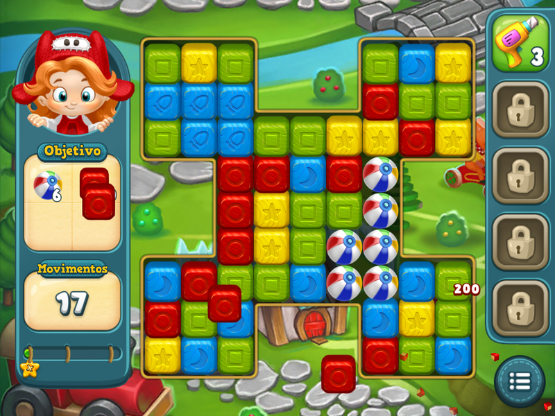 Toy Blast On Facebook : Toy blast jogos download techtudo