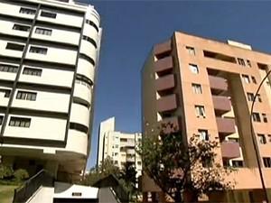Imóveis em Brasília (Foto: Reprodução/TV Globo)