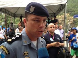major Edson Santos