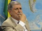 Embaixador e ex-ministro Celso Amorim lança livro em João Pessoa