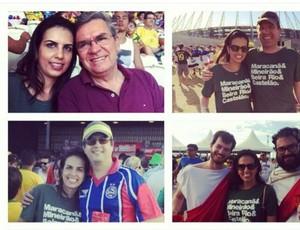 Plácido Aderaldo Castelo, Castelão, Família Castelão, Copa, Fortaleza (Foto: Reprodução/Instagram)
