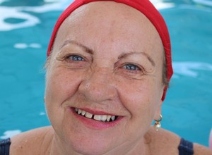Dona Leda dos Santos, 72 anos (Foto: Renato Pereira)