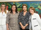 Governadora de RR diz a Dilma que há 'risco' de novos apagões no estado