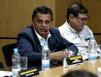 Suélio Ribeiro dos Santos, presidente do Rio Preto (Foto: Rodrigo Corsi / FPF)
