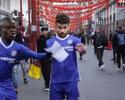 """Vídeo mostra dotes de """"ladrão"""" de Kanté também fora dos gramados"""