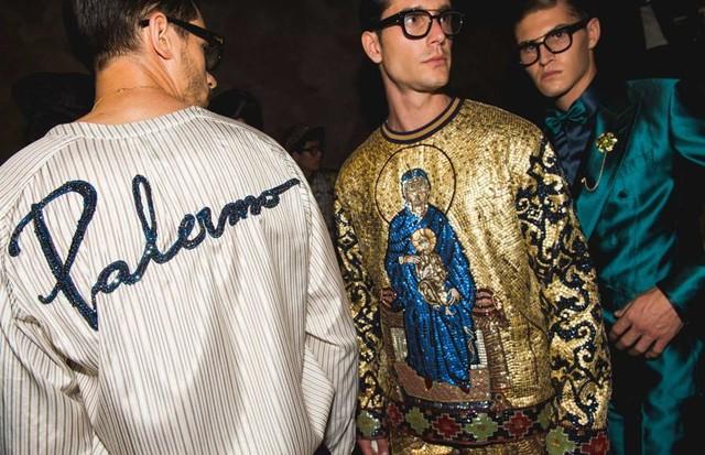 Dolce & Gabbana Alta Sartoria (Foto: COURTESY OF DOLCE & GABBANA. PHOTOGRAPH BY JASON LLOYD-EVANS)