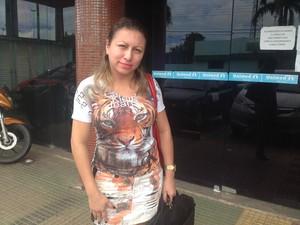 Empresária Arlete Sá para plano de saúde para a mãe de 72 anos (Foto: Jorge Abreu/G1)