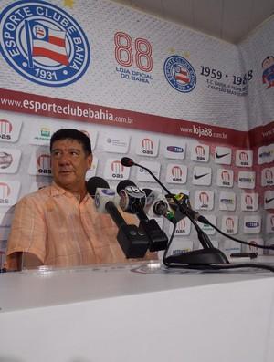 Joel Santana - Bahia (Foto: Thiago Pereira)