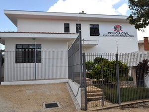 A nova sede do Setor de Homicídios, em Campinas (Foto: Marcello Carvalho / G1 Campinas)