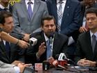 PSDB pede oficialmente o afastamento de Eduardo Cunha