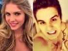 Fontes confirmam affair de Bárbara Evans e Luan Santana