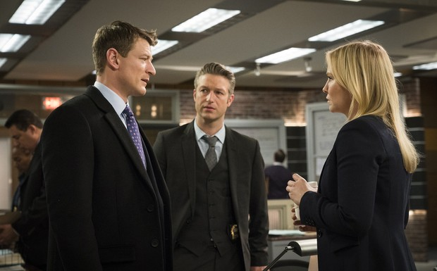 """Law and Order SVU - """"Granting Immunity"""" (16Ep19T)"""
