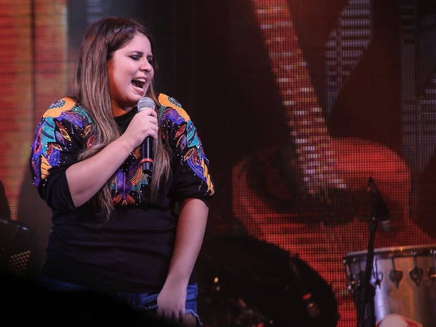 Marilia Mendona  a compositora do hit 'Infiel' (Foto: Divulgao)