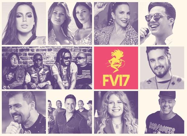 O Multishow transmite o festival ao vivo nos dias 16 e 17 de dezembro (Foto: Divulgao)