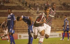 gol Fluminense Copa São Paulo de Juniores Copinha (Foto: Rubens Cardia / Agência Estado)