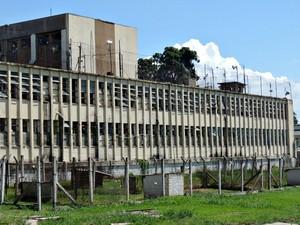 Presídio Central de Porto Alegre (Foto: Luiza Carneiro/G1)