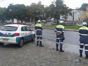 SMTT deverá fiscalizar vias  (Foto: Ascom/SMTT)