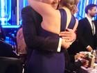 Leonardo DiCaprio e Kate Winslet se reencontram no Globo de Ouro