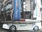 Ônibus envolvido em acidente na GO-080 era clandestino, diz ANTT