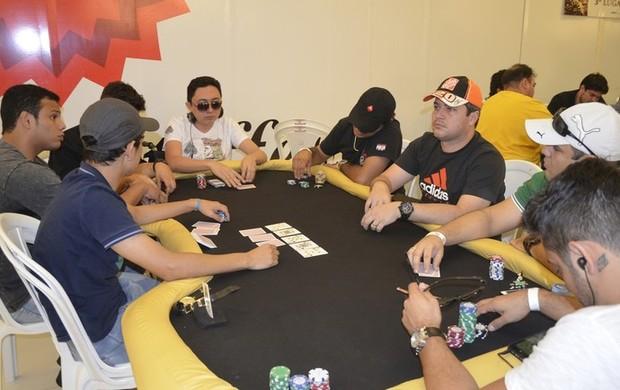1ª etapa do torneio 'Campeões dos Campeões' começa neste sábado, no AP (Foto: Cassio Albuquerque/GE-AP)