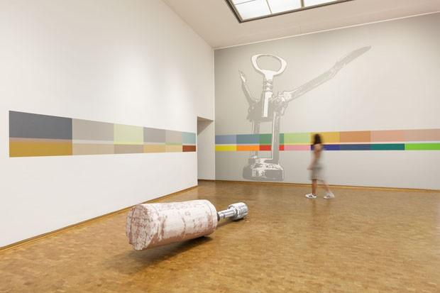 Mostra coletiva celebra 40 anos do Museu Ludwig, na Alemanha (Foto: Divulgação)