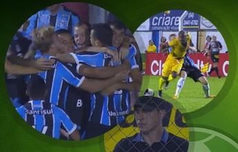Vitória do Grêmio tem Grohe torcedor, Lincoln em alta e lesão de Moisés; veja