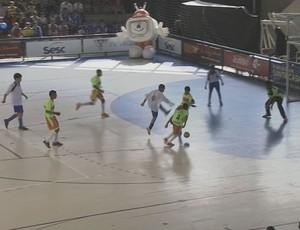Copa TV Tribuna Futsal (Foto: Reprodução/TV Tribuna)