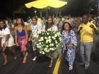 Famosos fazem homenagens no Dia de Iemanjá