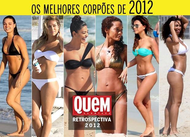 Corpões (Foto: AgNews e Revista QUEM)