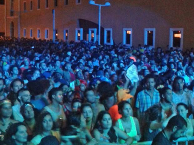 Público no Rec Beat (Foto: Luna Markman/G1)