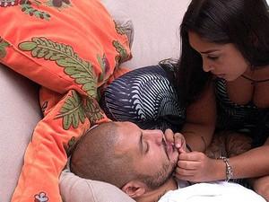 Amanda e Fernando (Foto: TV Globo)