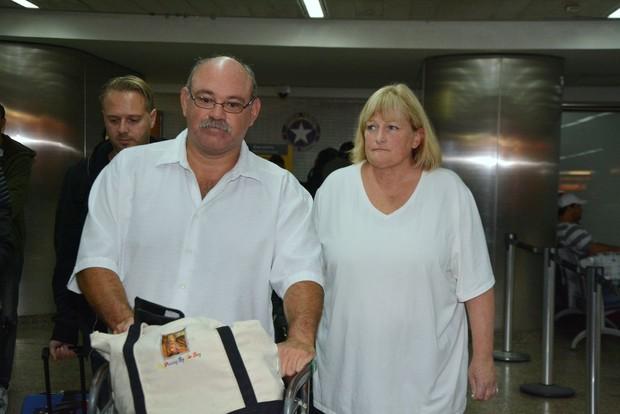 Debbie Rowe (Foto: Caio Duran e Thiago Duran / AgNews)